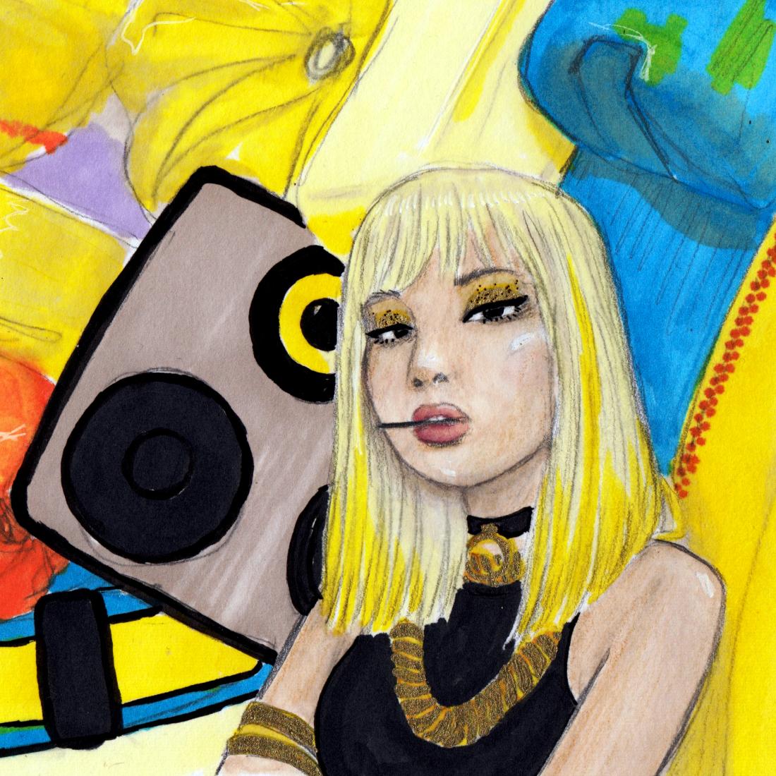 Lisa-BlackPink-Boombayaah
